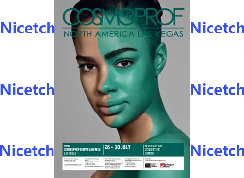 Nicetch Will Attend 2019 Cosmoprof North America Las Vegas